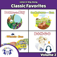 Listen & Sing-Along Classic Favorites