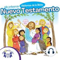 Mis Primeras Historias de la Biblia Nuevo Testamento