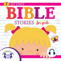 My First Bible Stories for Girls