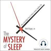 The Mystery of Sleep