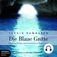Die blaue Grotte - Die Geschichte einer besonderen Begegnung (Ungekürzt)