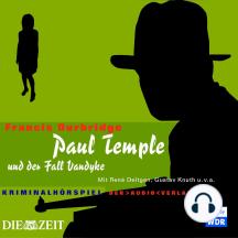 Paul Temple, Paul Temple und der Fall Vandyke