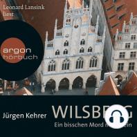 Wilsberg - Ein bisschen Mord muss sein (Ungekürzte Lesung)