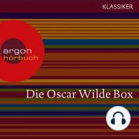 Oscar Wilde - Das Gespenst von Canterville / Die schönsten Märchen / Meistererzählungen / Lord Arthur Saviles Verbrechen (Ungekürzte Lesung)