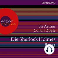 Sherlock Holmes - Skandal in Böhmen / Der blaue Karfunkel / Der Bund der Rothaarigen / Das leere Haus (Ungekürzte Lesung)