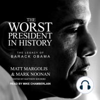 The Worst President in History
