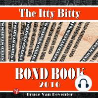 The Itty Bitty Bond Book 2016