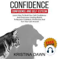 Confidence and Self-Esteem