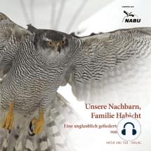 Dem Habicht ins Nest geschaut: Eine Adaption des Buches 'Unsere Nachbarn, Familie Habicht' von Klaus Ruge