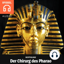 Der Chirurg des Pharaos: In Kairo verrutscht Tutanchamuns Bart.