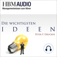 Die wichtigsten Ideen von Peter F. Drucker