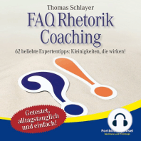 FAQ Rhetorik Coaching