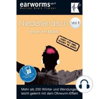 Niederländisch Vol. 1: lernen mit Musik