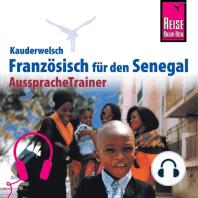 Reise Know-How Kauderwelsch AusspracheTrainer Französisch für den Senegal
