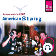 Reise Know-How Kauderwelsch AUDIO American Slang
