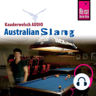 Reise Know-How Kauderwelsch AUDIO Australian Slang