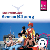 Reise Know-How Kauderwelsch AUDIO German Slang