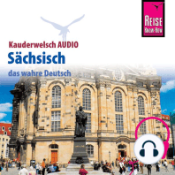Reise Know-How Kauderwelsch AUDIO Sächsisch