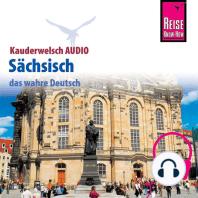Reise Know-How Kauderwelsch AUDIO Sächsisch