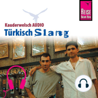 Reise Know-How Kauderwelsch AUDIO Türkisch Slang