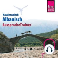 Reise Know-How Kauderwelsch AusspracheTrainer Albanisch