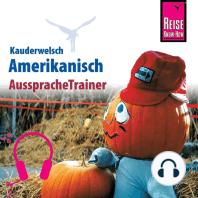 Reise Know-How Kauderwelsch AusspracheTrainer Amerikanisch