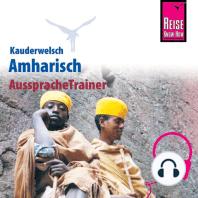 Reise Know-How Kauderwelsch AusspracheTrainer Amharisch