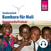 Reise Know-How Kauderwelsch AusspracheTrainer Bambara für Mali