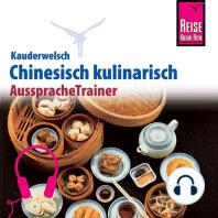 Reise Know-How Kauderwelsch AusspracheTrainer Chinesisch kulinarisch