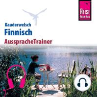 Reise Know-How Kauderwelsch AusspracheTrainer Finnisch