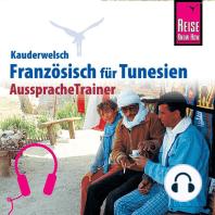 Reise Know-How Kauderwelsch AusspracheTrainer Französisch für Tunesien