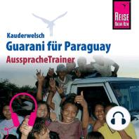 Reise Know-How Kauderwelsch AusspracheTrainer Guarani für Paraguay