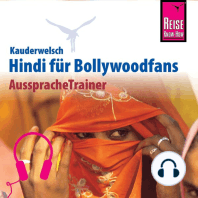 Reise Know-How Kauderwelsch AusspracheTrainer Hindi für Bollywoodfans