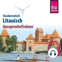 Reise Know-How Kauderwelsch AusspracheTrainer Litauisch