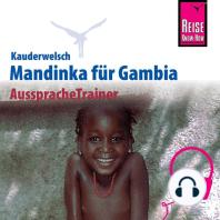 Reise Know-How Kauderwelsch AusspracheTrainer Mandinka für Gambia