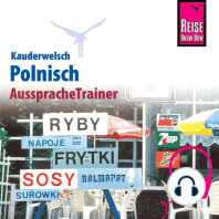 Reise Know-How Kauderwelsch AusspracheTrainer Polnisch