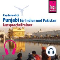 Reise Know-How Kauderwelsch AusspracheTrainer Punjabi für Indien und Pakistan