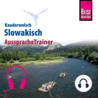 Reise Know-How Kauderwelsch AusspracheTrainer Slowakisch