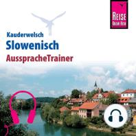 Reise Know-How Kauderwelsch AusspracheTrainer Slowenisch