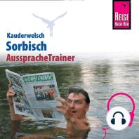 Reise Know-How Kauderwelsch AusspracheTrainer Sorbisch