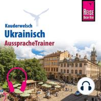 Reise Know-How Kauderwelsch AusspracheTrainer Ukrainisch