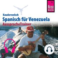 Reise Know-How Kauderwelsch AusspracheTrainer Spanisch für Venezuela