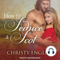 How to Seduce a Scot