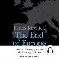 The End of Europe