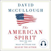 The American Spirit