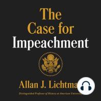 The Case for Impeachment