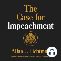 The Case for Impeachment