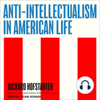 Anti-Intellectualism in American Life
