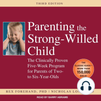 Parenting the Strong-Willed Child