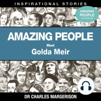 Meet Golda Meir